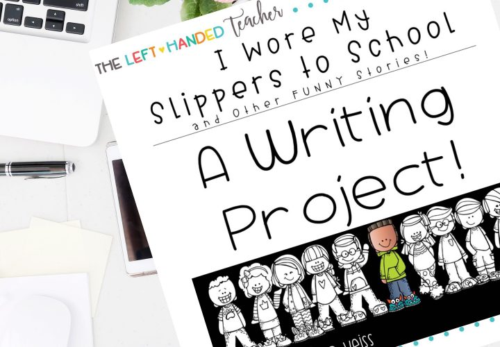 Writing Project on TpT