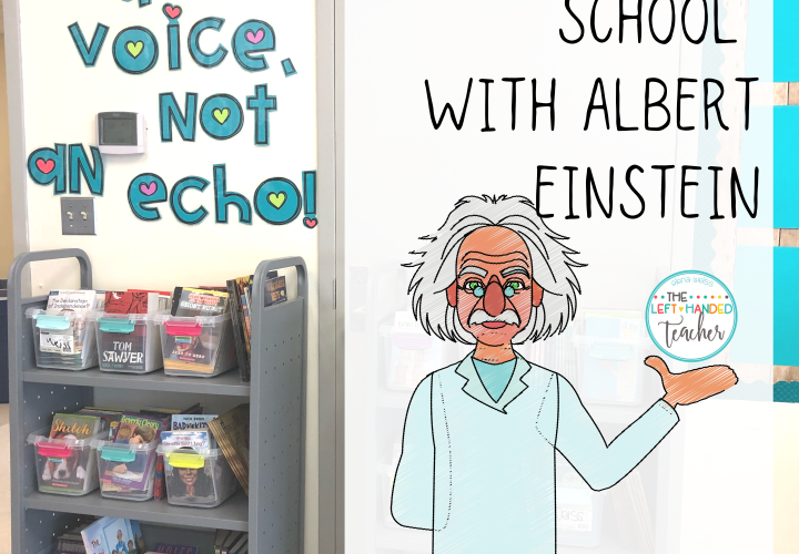 Back to School with Albert Einstein